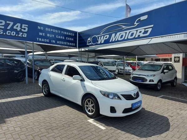 2017 Toyota Corolla Quest 1.6 Western Cape Bellville_0