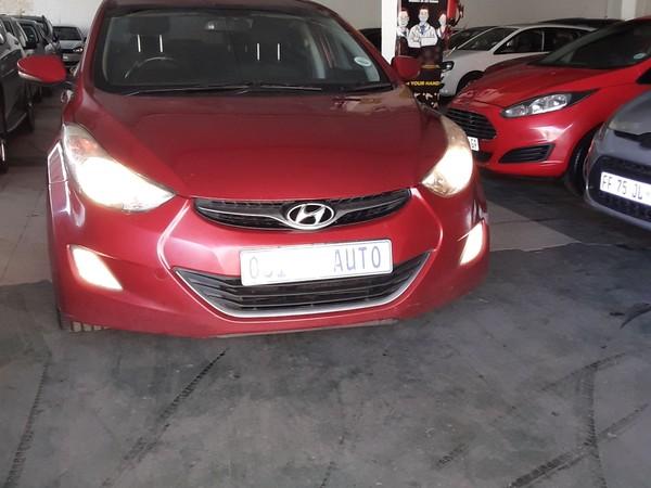 2013 Hyundai Elantra 1.8 Gls  Gauteng Johannesburg_0