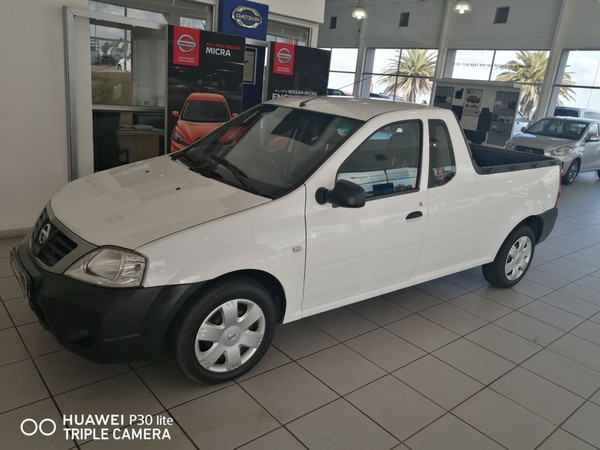 2017 Nissan NP200 1.5 Dci  Ac Safety Pack Pu Sc  Western Cape Vredenburg_0