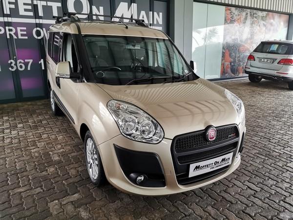 2014 Fiat Doblo Panorama 1.6TD Multijet Eastern Cape Port Elizabeth_0