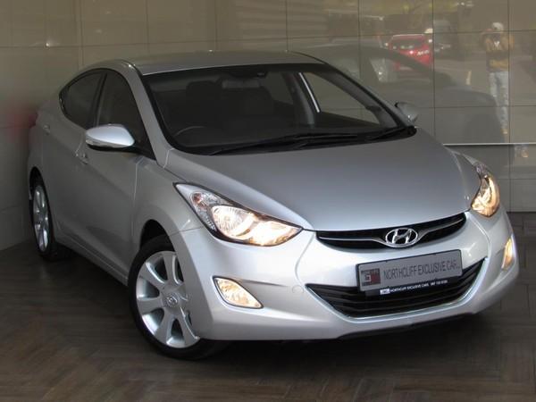 2014 Hyundai Elantra 1.8 EXECUTIVE MANUAL Gauteng Randburg_0