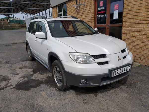 2005 Mitsubishi Outlander 2.4 Gls At  Western Cape Brackenfell_0
