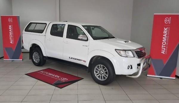 2016 Toyota Hilux 3.0 D-4D LEGEND 45 RB Double Cab Bakkie Western Cape Bredasdorp_0