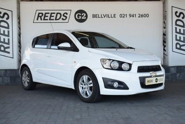 2012 Chevrolet Sonic 1.4 Ls 5dr  Western Cape Bellville_0