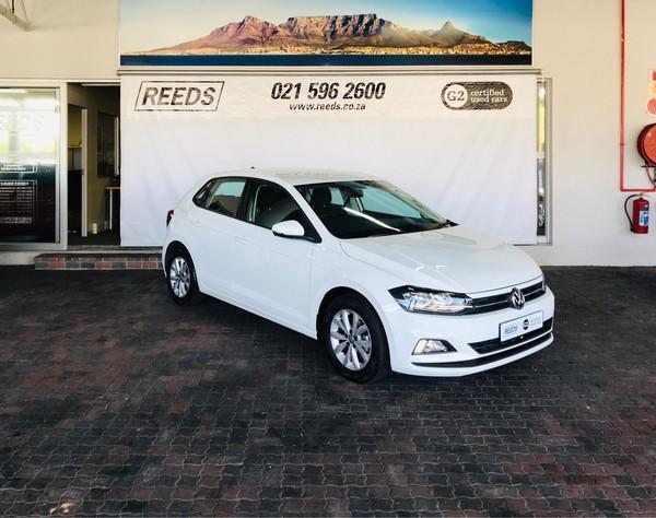 2019 Volkswagen Polo 1.0 TSI Comfortline DSG Western Cape Goodwood_0