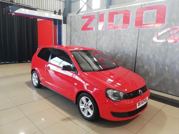 2012 Volkswagen Polo Vivo 1.6 Gt 3dr Gauteng Kempton Park_0