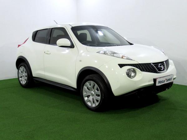 2014 Nissan Juke 1.6 Acenta   Gauteng Alberton_0