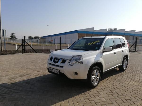 2012 Nissan X-Trail 2.0 Dci 4x2 Xe r82r88  Gauteng Vereeniging_0