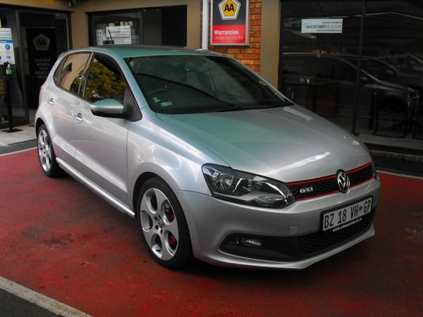 2012 Volkswagen Polo Gti 1.4tsi Dsg  Gauteng Boksburg_0