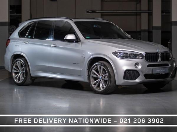2017 BMW X5 xDRIVE25d M SPORT Auto Western Cape Tokai_0