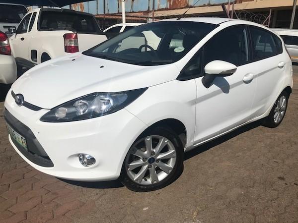 2012 Ford Fiesta 1.4 Trend 5-Door Gauteng Roodepoort_0