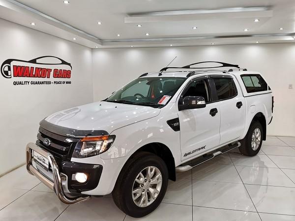 2015 Ford Ranger 3.2tdci Wildtrak Bakkie Double cab Kwazulu Natal Newcastle_0