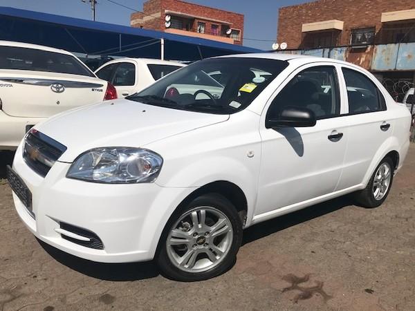 2016 Chevrolet Aveo 1.6 Ls  Gauteng Roodepoort_0