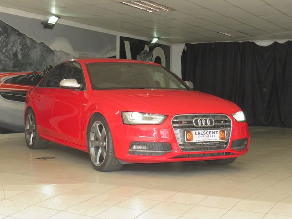 2013 Audi S4 3.0t Quattro Stronic  Kwazulu Natal Pietermaritzburg_0