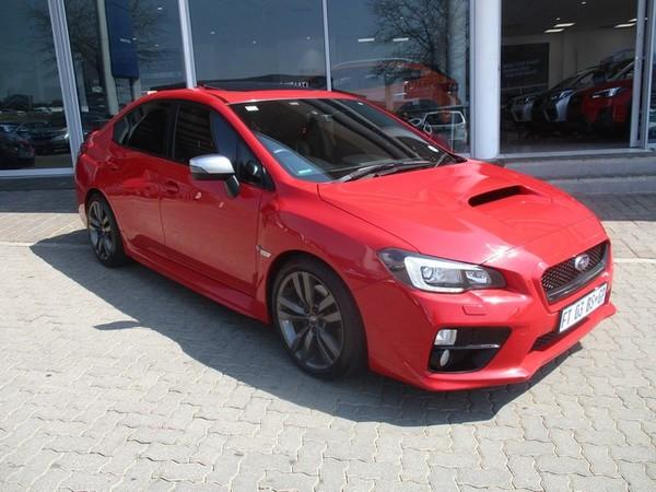 2017 Subaru WRX 2.0 Premium Sport Lineartronic Gauteng Roodepoort_0