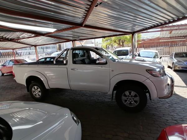 2010 Toyota Hilux 3.0 D-4d Raider Rb Pu Sc  Gauteng Jeppestown_0