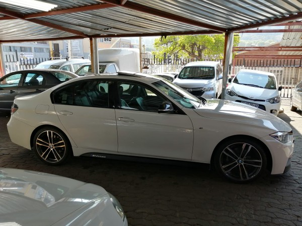 2018 BMW 3 Series 320i M Sport Auto Gauteng Jeppestown_0