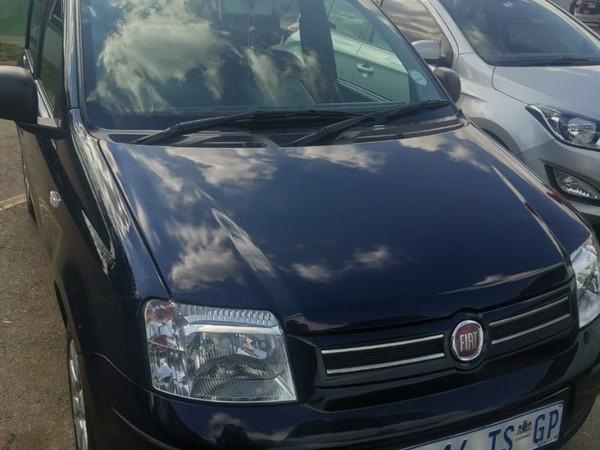 2011 Fiat Panda 1.2 Dynamic Mta  Gauteng Pretoria_0
