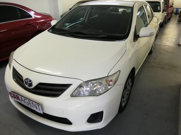2013 Toyota Corolla 1.6 Professional  Kwazulu Natal_0