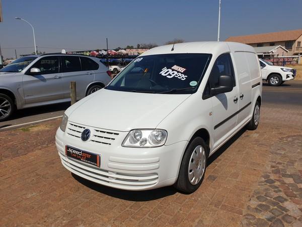 2009 Volkswagen Caddy Maxi 1.9 Tdi Fc Pv  Gauteng Boksburg_0