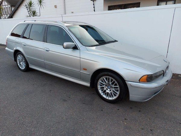 2002 BMW 5 Series 525i Touring At e39  Kwazulu Natal Pinetown_0