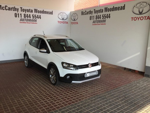 2015 Volkswagen Polo Cross 1.2 TSI Gauteng Sandton_0