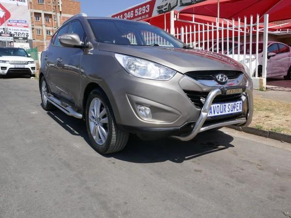 2012 Hyundai iX35 2.0 Gls At  Gauteng Bramley_0