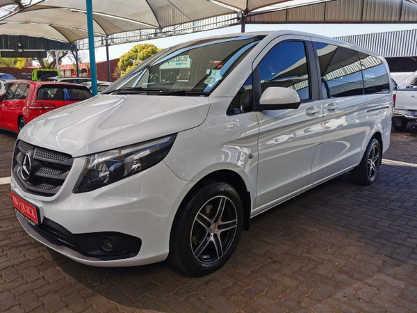 2018 Mercedes-Benz Vito 116 2.2 CDI Tourer Pro Auto Gauteng Pretoria_0