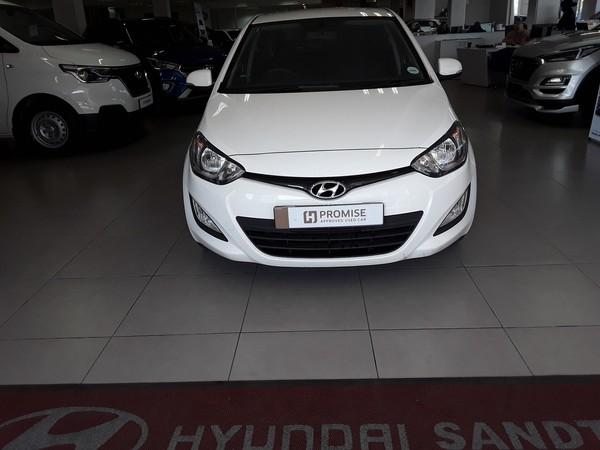 2014 Hyundai i20 1.4 Fluid At  Gauteng Sandton_0