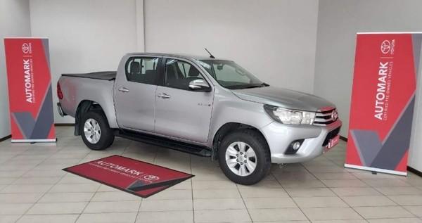 2017 Toyota Hilux 2.8 GD-6 RB Raider Double Cab Bakkie Auto Western Cape Bredasdorp_0