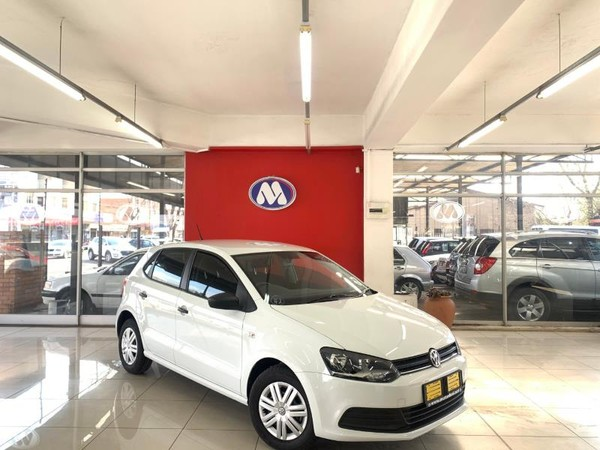 2019 Volkswagen Polo Vivo 1.4 Trendline 5-Door Gauteng Vereeniging_0
