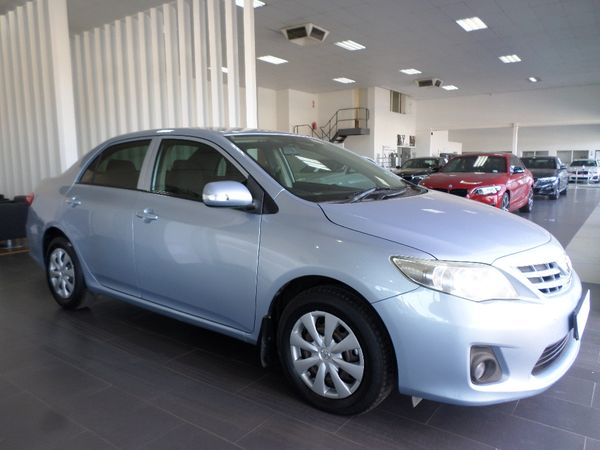 2011 Toyota Corolla 1.3 Professional  Northern Cape Kimberley_0