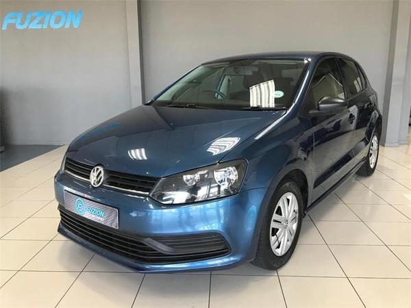 2017 Volkswagen Polo 1.2 TSI Trendline 66KW Western Cape Parow_0