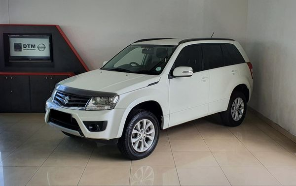 2015 Suzuki Grand Vitara 2.4 Dune At  Western Cape Strand_0
