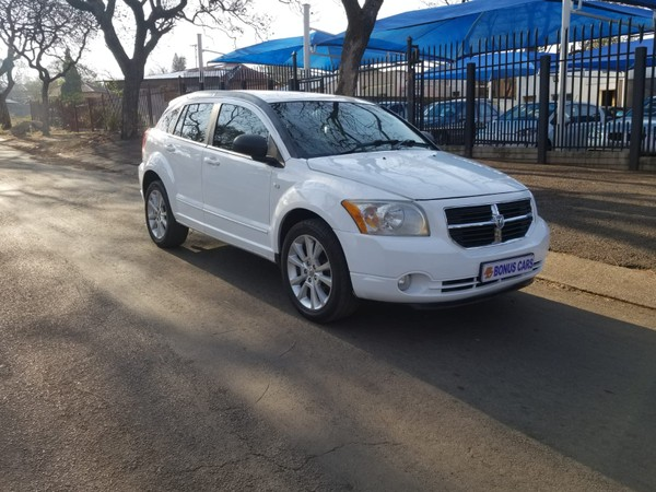 2012 Dodge Caliber 1.8 Sxt  Gauteng Pretoria West_0