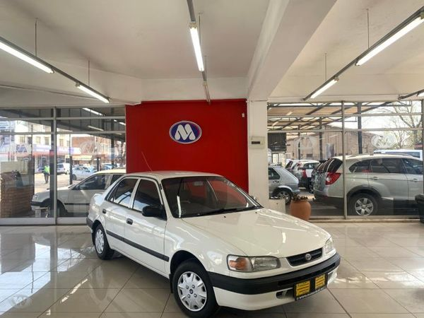 1998 Toyota Corolla 130  Gauteng Vereeniging_0