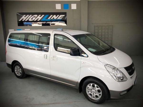 2012 Hyundai H1 2.5 Crdi Ac Fc Pv At  Gauteng Vereeniging_0