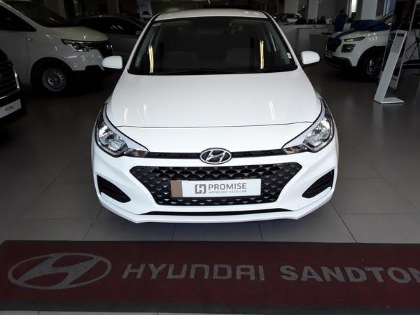2020 Hyundai i20 1.2 Fluid Gauteng Sandton_0