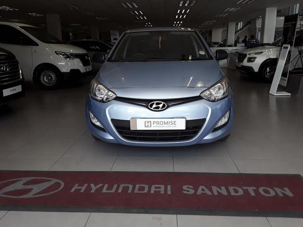 2014 Hyundai i20 1.2 Motion  Gauteng Sandton_0