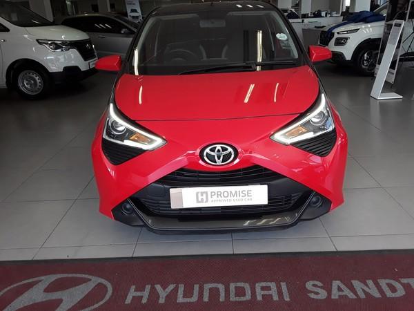 2019 Toyota Aygo 1.0 X-Play 5-Door Gauteng Sandton_0