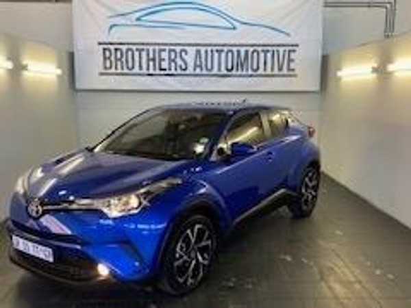 2019 Toyota C-HR 1.2T Plus Gauteng Roodepoort_0