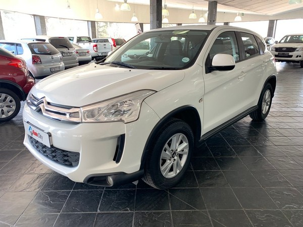 2012 Citroen C4 Aircross 2.0 Attraction  Gauteng Nigel_0