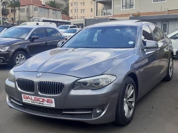 2011 BMW 5 Series 520d At Exlusive f10  Kwazulu Natal Durban_0