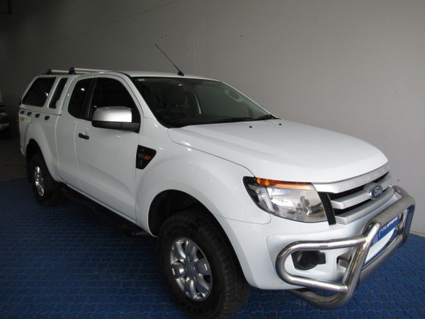 2014 Ford Ranger 3.2tdci Xls 4x4 At Pu Supcab  Western Cape George_0