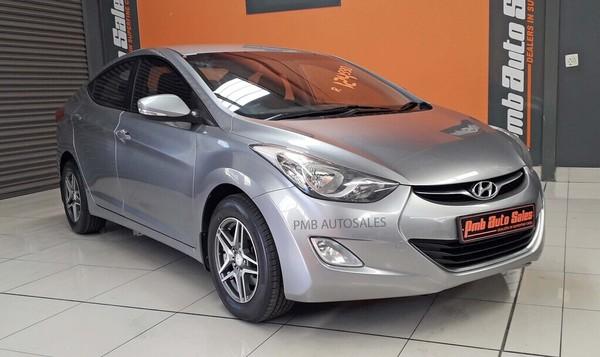 2013 Hyundai Elantra 1.6 Gls  Kwazulu Natal Pietermaritzburg_0