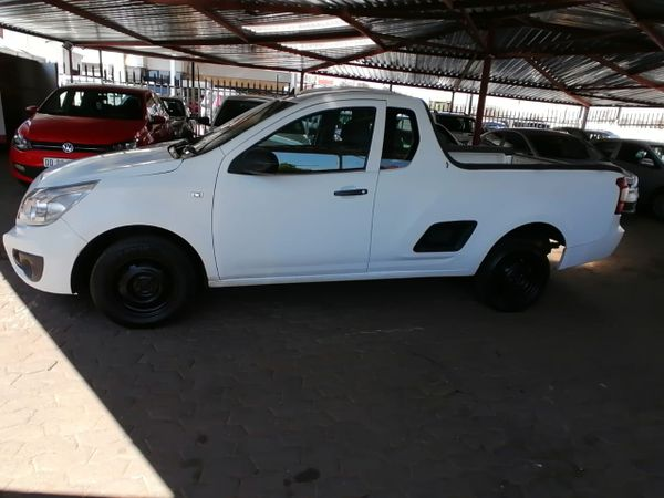 2012 Chevrolet Corsa Utility 1.4 Ac Pu Sc  Gauteng Jeppestown_0
