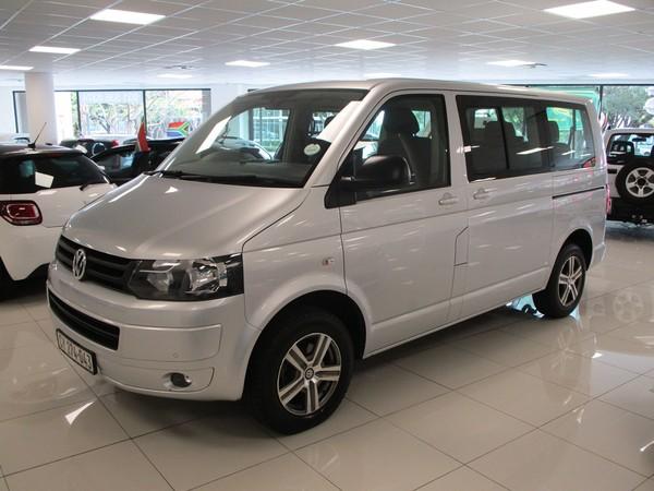 2015 Volkswagen Transporter KOMBI 2.0 TDi DSG 103kw Comfortline Kwazulu Natal Umhlanga Rocks_0