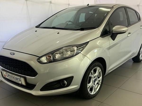 2017 Ford Fiesta 1.0 Ecoboost Trend 5dr  Western Cape Paarl_0