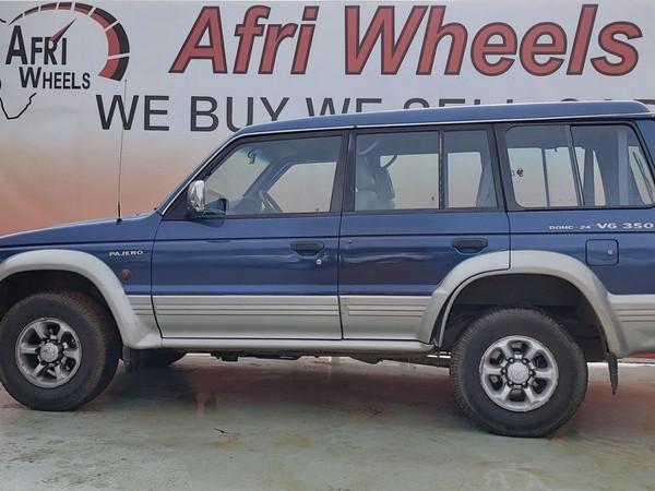 1996 Mitsubishi Pajero 3.5 Gls 5dr At  Gauteng Pretoria_0