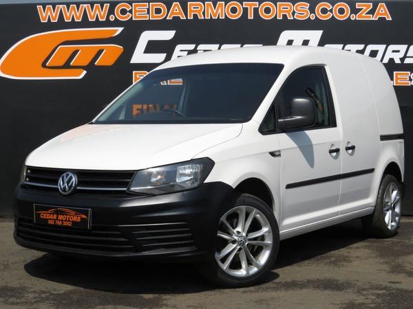2016 Volkswagen Caddy 1.6i 81KW FC PV Gauteng Johannesburg_0